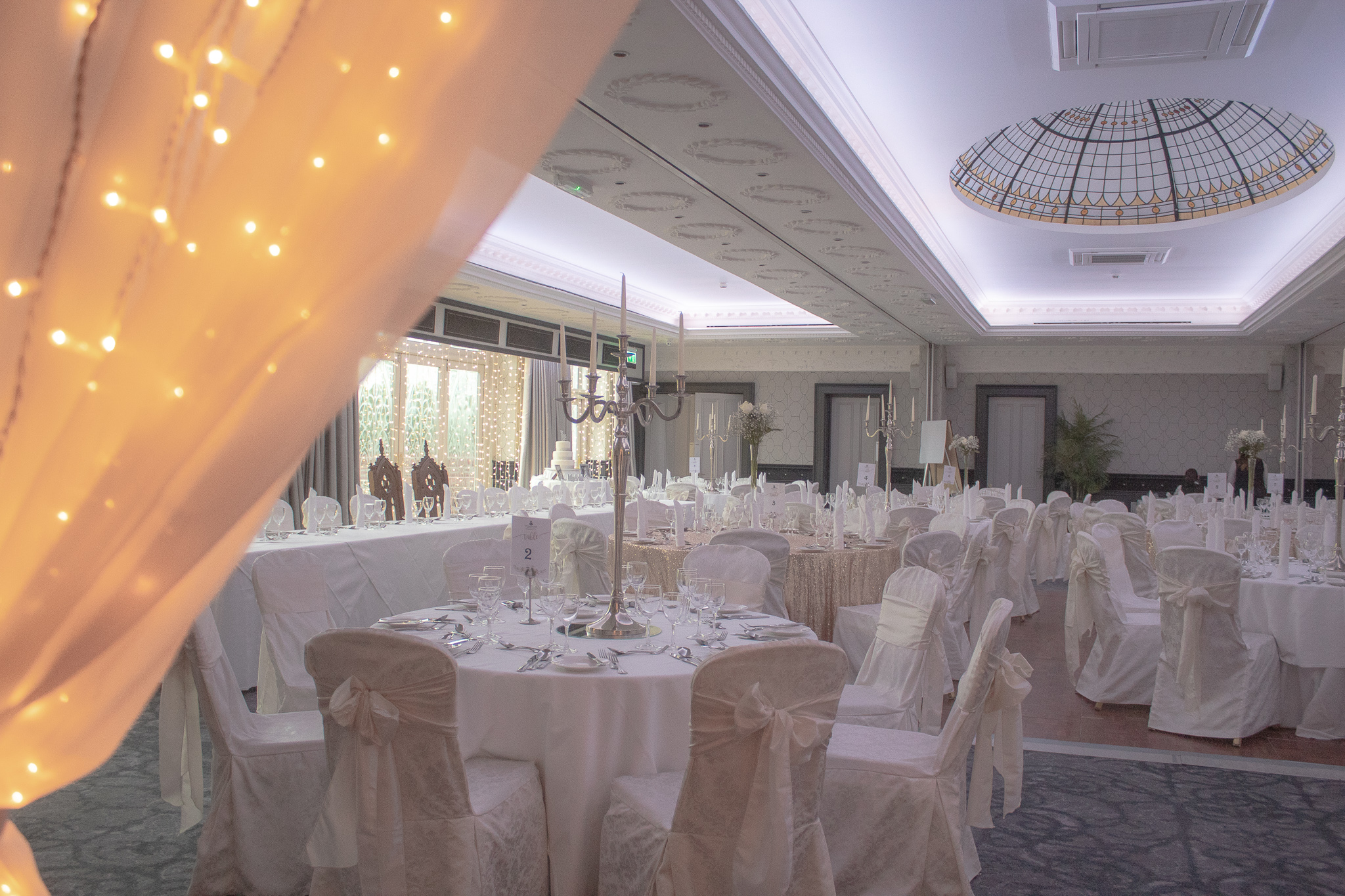 Elegant Muckross Park Hotel is a Classic Venue for a Wedding, surrounded in a country setting with Muckross House on your door step. Beautiful decor, amazing food and great customer service. Muckross Park Hotel is your ultimate Wedding Venue.